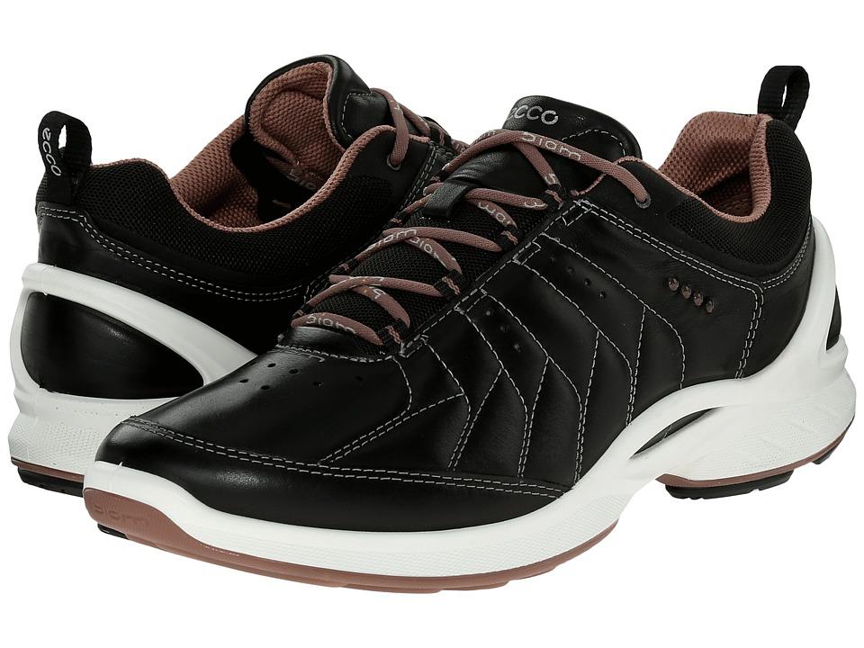ECCO Sport Biom Fjuel Lite Black Womens Shoes