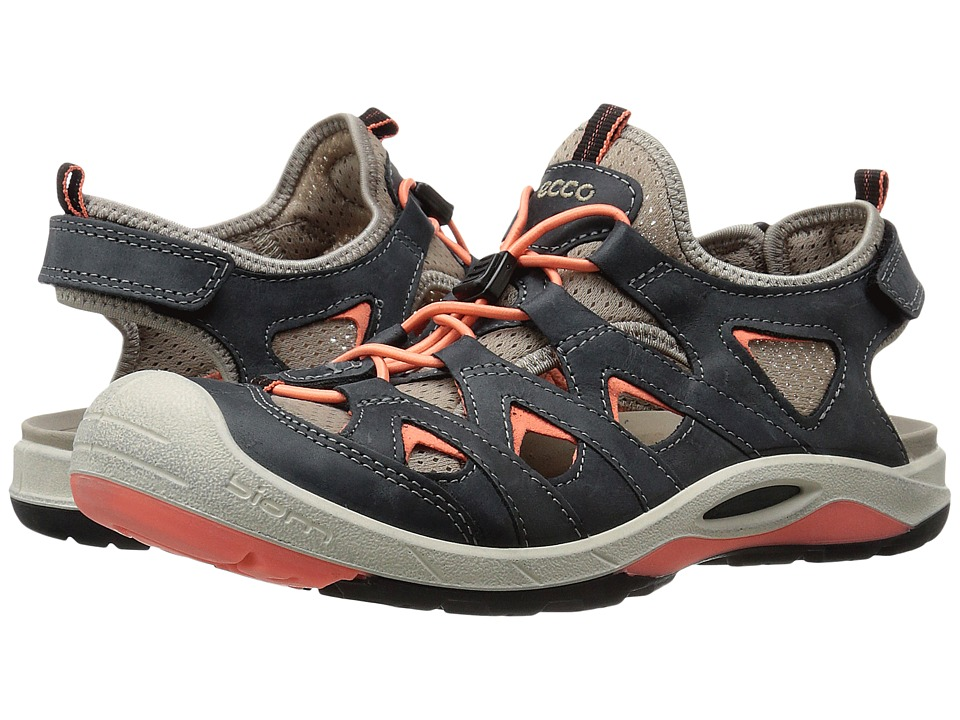 ECCO Sport Biom Delta Offroad Marine/Moon Rock Womens Shoes