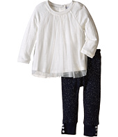 Splendid Littles - Long Sleeve Top w/ Lurex Leggings (Infant)