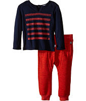 Splendid Littles - Long Sleeve Top Knit Jogger (Infant)