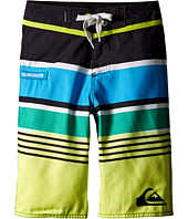 Quiksilver Kids - Everyday Stripe Trunk (Big Kids)