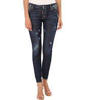 DSQUARED2 - Medium Waist Skinny Jeans