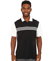 adidas Golf - CLIMACOOL® Engineered 3-Stripes Polo