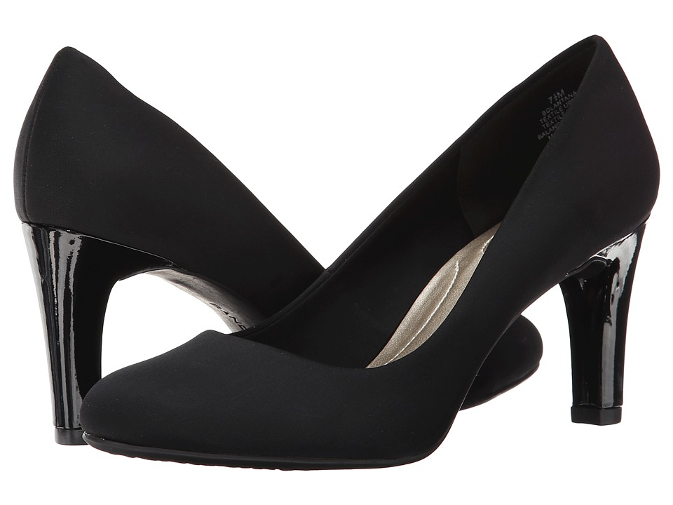 Bandolino Lantana (Black Fabric 1) High Heels