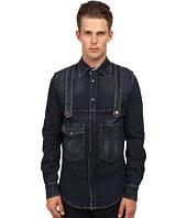 Vivienne Westwood MAN - Anglomania Industrial Bib Shirt
