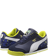 Puma Kids - Roma Basic W Camo (Toddler/Little Kid/Big Kid)