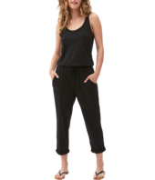 Michael Stars - Cotton Modal Tank Jumpsuit