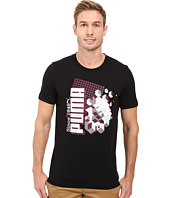 PUMA - Fractured Graphic Tee