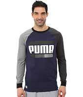 PUMA - Blocked Raglan