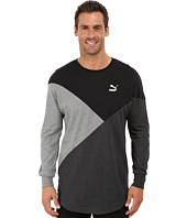 PUMA - Cut Line Long Sleeve Top