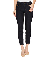 NYDJ Petite - Petite Clarissa Skinny Ankle in Dark Enzyme