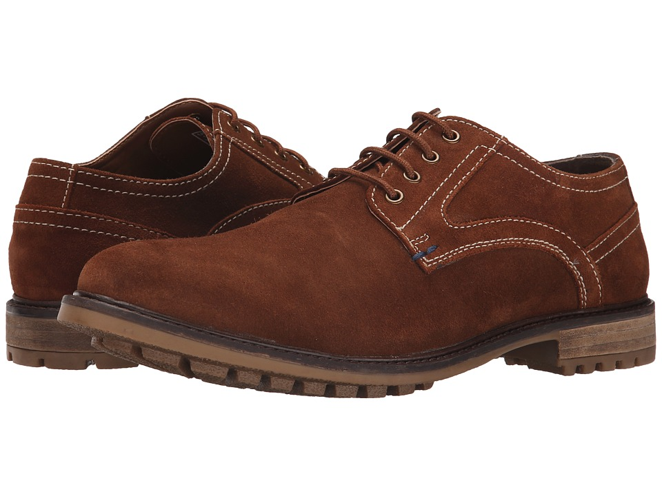 Hush Puppies - Rohan Rigby (Tan Suede) Men