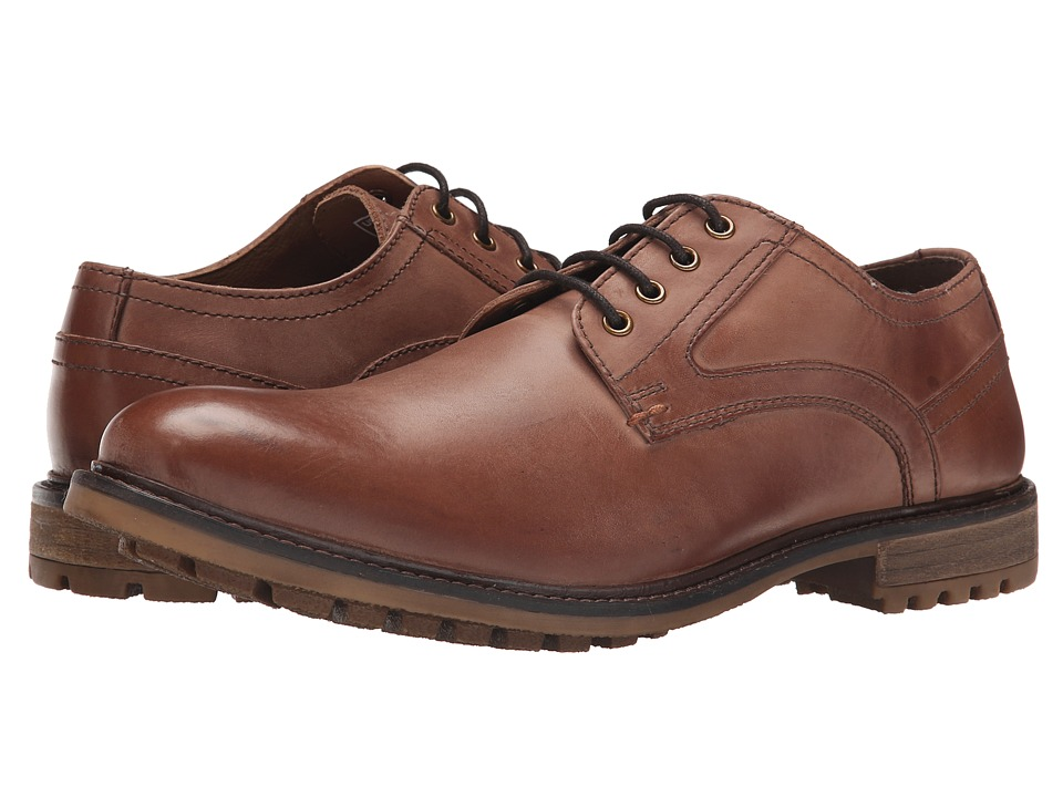 Hush Puppies - Rohan Rigby (Tan Leather) Men