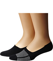 Levi's® - 168 Needle 2-Pack No Show Sock