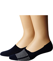 Levi's® - 168 Needle 2-Pack No Show Sock