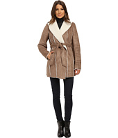 Kenneth Cole New York - Faux Shearling Coat