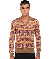 Vivienne Westwood - Fair Isle V-Neck Pullover