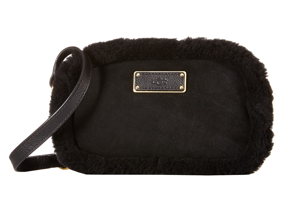 UGG - Seldon Crossbody (Black) Cross Body Handbags