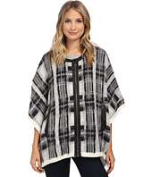 Sam Edelman - Joss Plaid Cape