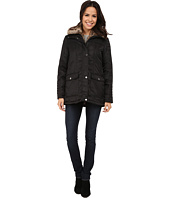 Kenneth Cole New York - Zip Front Jacket with Removable Faux Fur