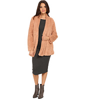 Kenneth Cole New York - Faux Fur Oversized Blazer Coat