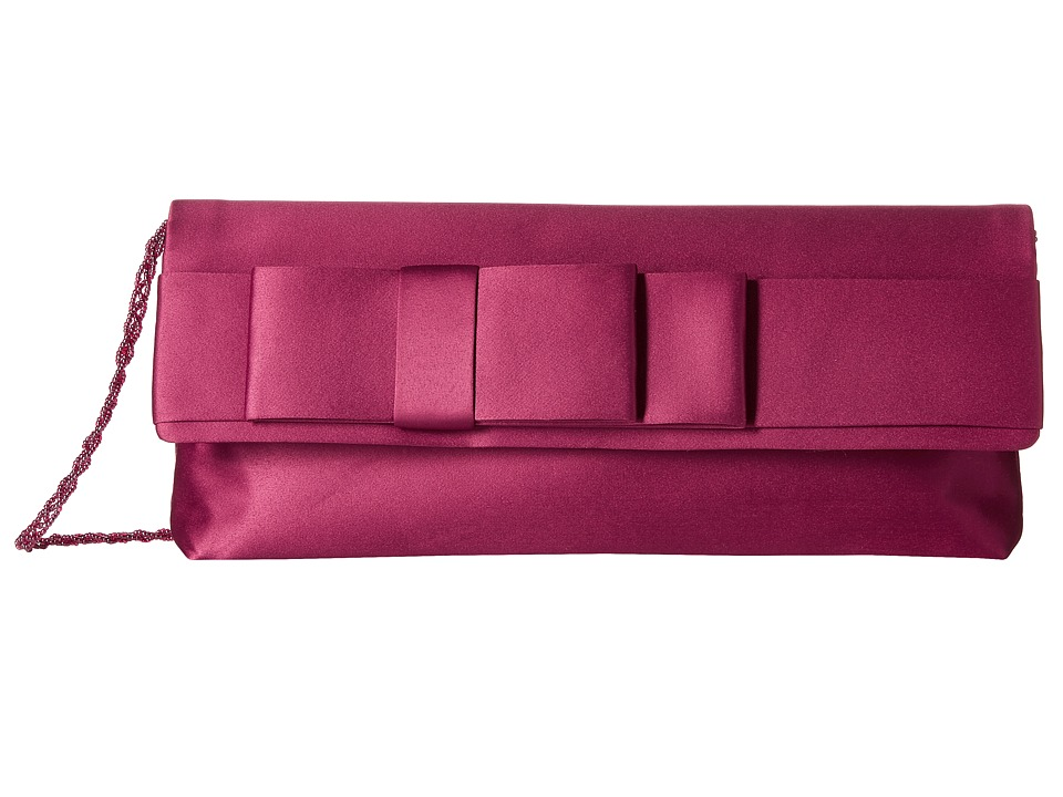 Nina - Aralyn (Wine) Clutch Handbags