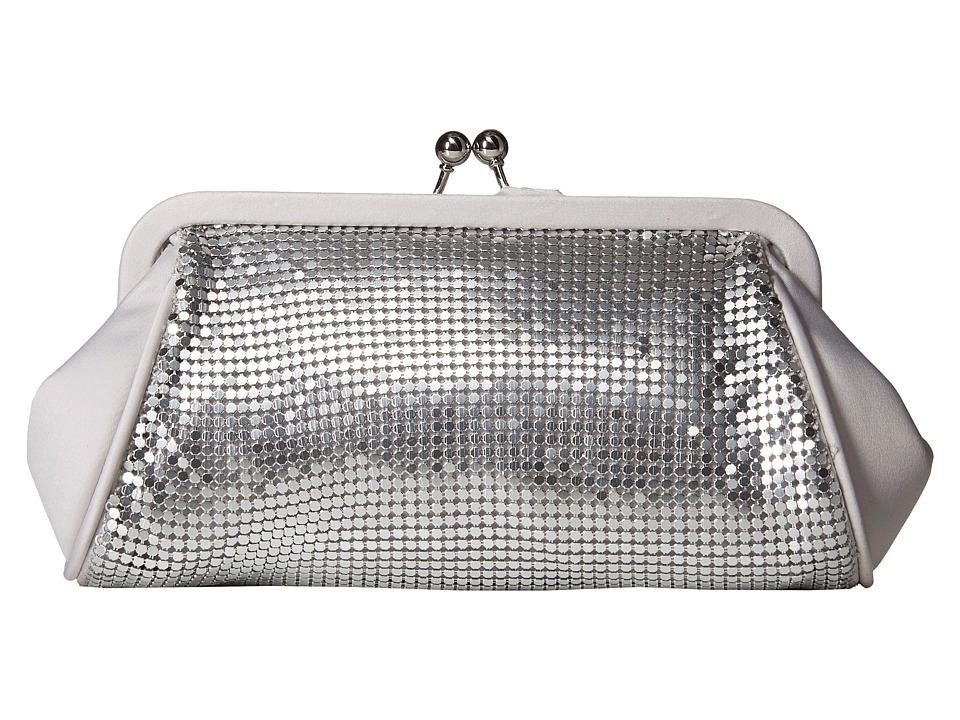Nina - Karise (Silver) Handbags