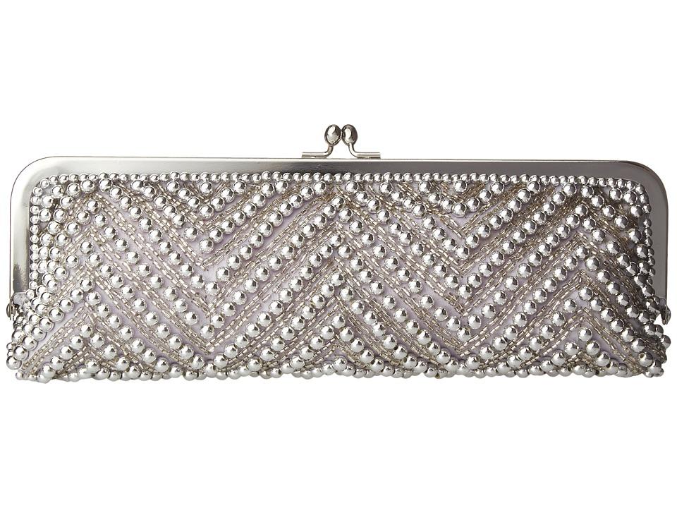 Nina - Helaine (Silver) Cross Body Handbags