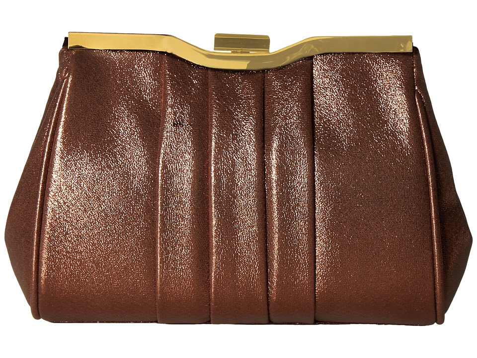 Nina - Alcott (Brown) Cross Body Handbags