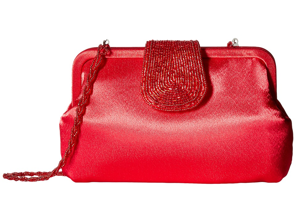 Nina - Harmonia (Red) Cross Body Handbags