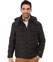 Kenneth Cole New York - Wool Down Flap Jacket