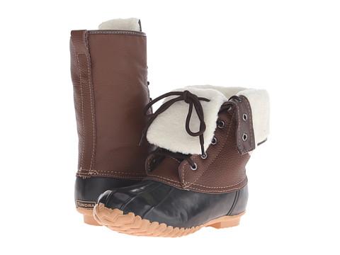 Tundra Boots Barbara - Brown/Tan