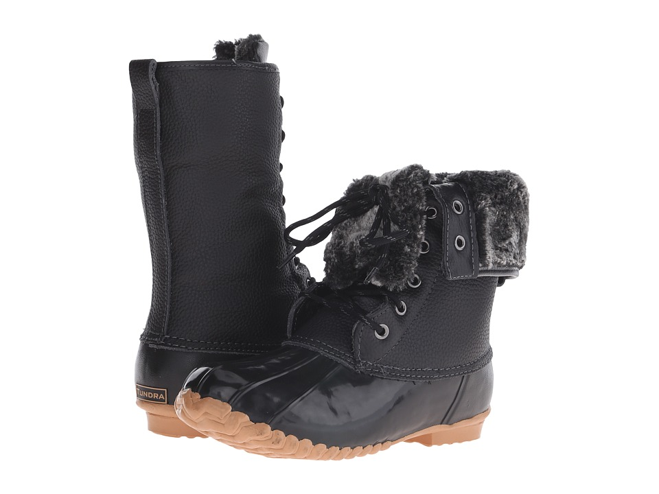 Tundra Boots Barbara (Black) Women