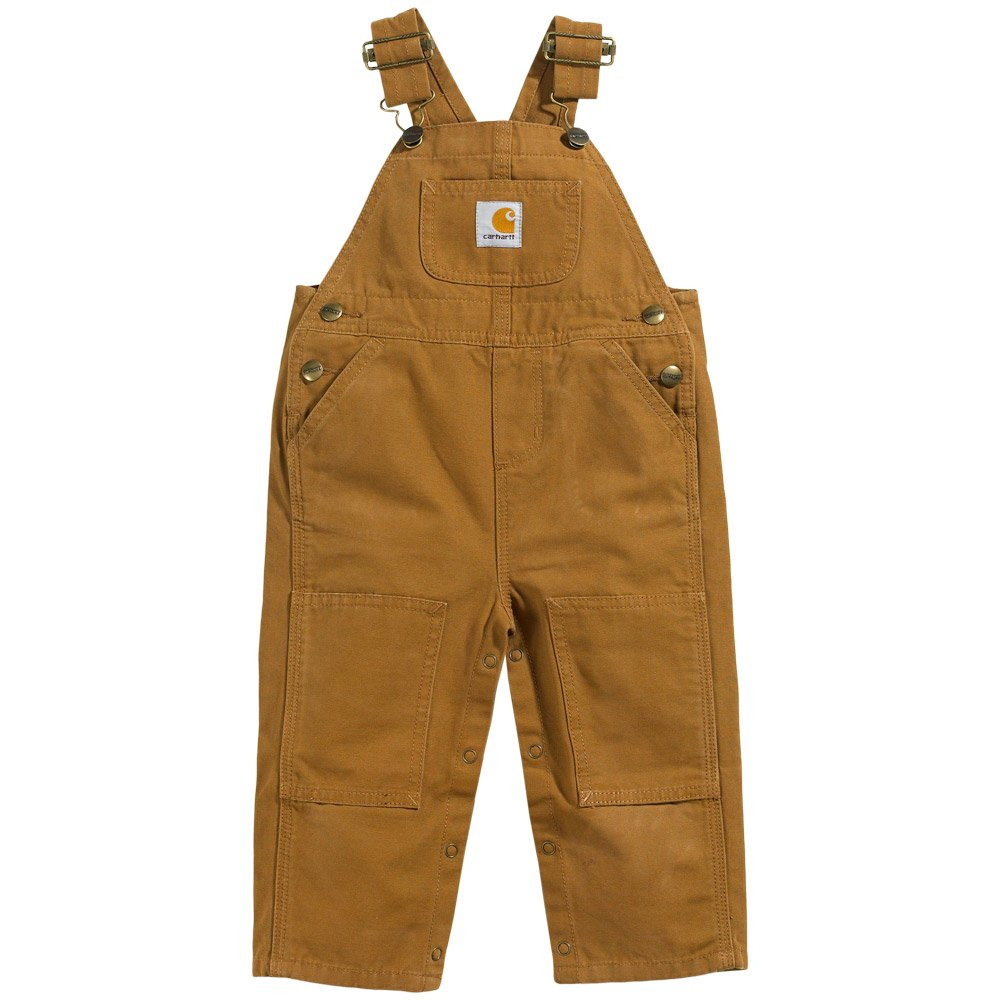 Carhartt Kids - Canvas Bib Overalls