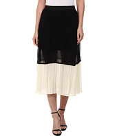 Brigitte Bailey - Dottie Colorblock Skirt