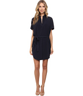 Brigitte Bailey - Clara Butterfly Arm Dress w/ Tie Belt