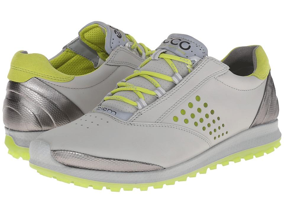 ECCO Golf - BIOM Hybrid 2 (Concrete) Womens Golf Shoes