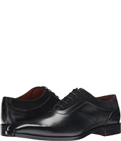 Massimo Matteo - Mixed Media Plain Toe Lace Up