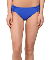 La Blanca - Core Solid Side Shirred Hipster