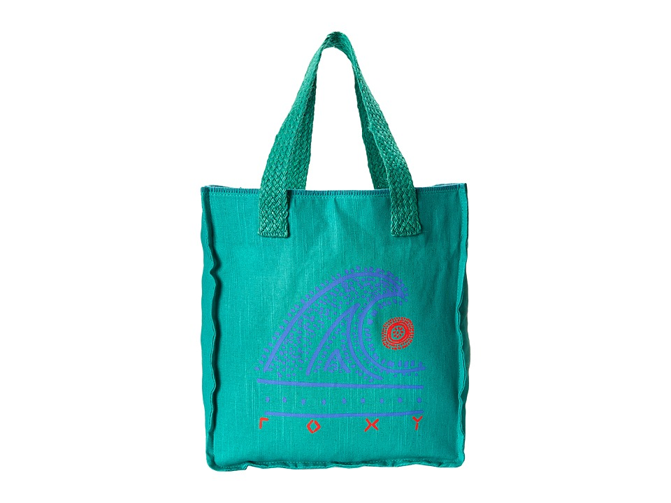 Roxy - Rocksteady Tote Bag (Waterfall) Shoulder Handbags