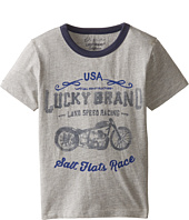 Lucky Brand Kids - Land Speed Tee (Little Kids/Big Kids)