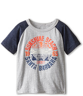 Lucky Brand Kids - Wood Beach Tee (Toddler)