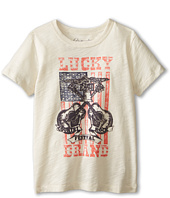 Lucky Brand Kids - Country Rock Fest Tee (Little Kids/Big Kids)