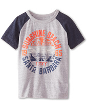 Lucky Brand Kids - Wood Beach Tee (Little Kids/Big Kids)