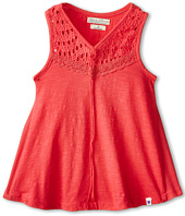 Lucky Brand Kids - Cindy Cat Out Tank Top (Little Kids)