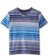 Lucky Brand Kids - The Stripe Tee (Toddler)