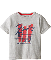 Lucky Brand Kids - Fender Diamond Tee (Toddler)