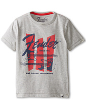 Lucky Brand Kids - Fender Diamond Tee (Little Kids/Big Kids)