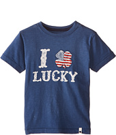 Lucky Brand Kids - I Clover Tee (Little Kids/Big Kids)