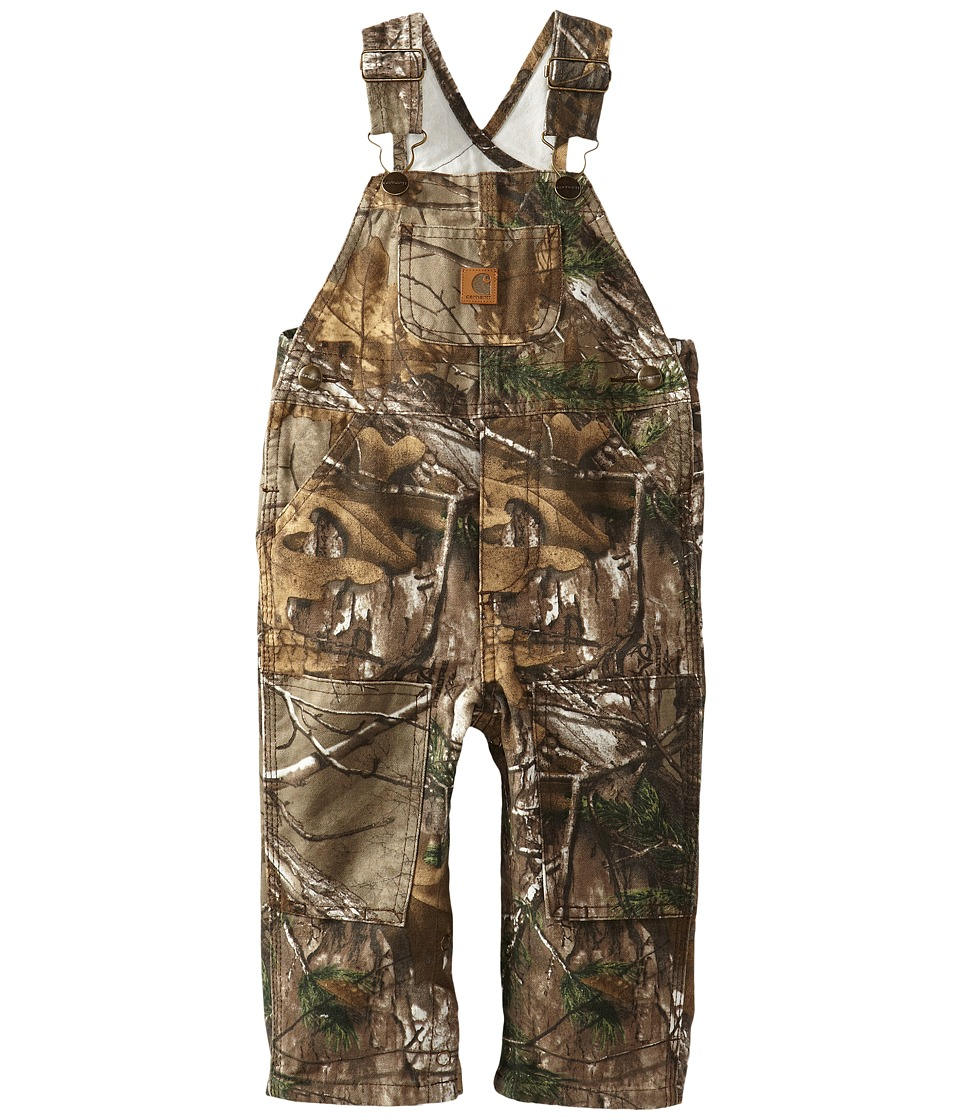 Carhartt Kids Camo Bib Overalls Infant Realtree Xtra Boys Overalls One Piece